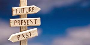 La conception du futur dépend directement de la mémoire du passé.